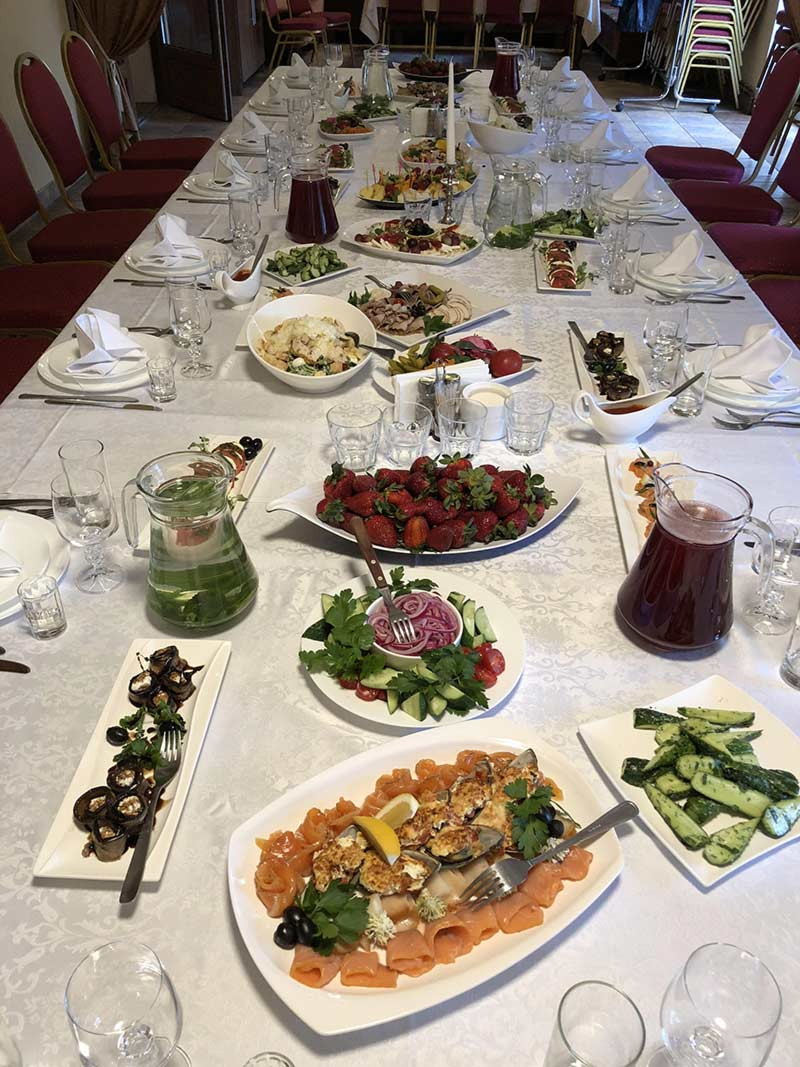 Zelta Pakavs Restaurant
