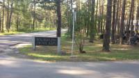 Bolderājas kapsēta Logo