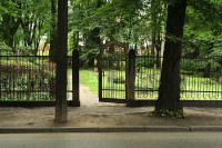 Mārtiņa kapsēta Logo