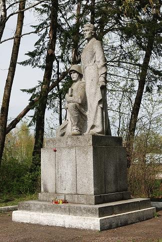 Ziepniekkalna kapsēta Logo
