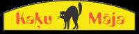 Kaķu māja restorāns Logo