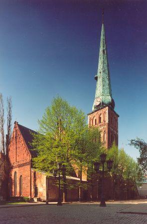 Rīgas Svētā Jēkaba Romas katoļu katedrāle logo