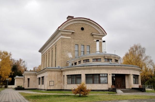 Krematorija ēka Rīgā