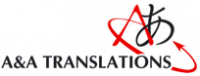 A&A Translations SIA Logo
