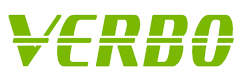 Verbo, dežūrējošais zvērinātu tulku birojs Логотип