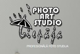 Photo Art Studio IK fotopakalpojumi Logo