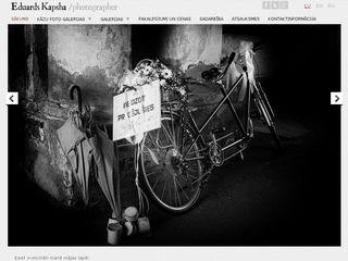 Eduards Kapsha fotogrāfs Galvenā