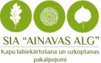 Ainavas ALG SIA Logo