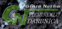 Ginta Neško pieminekļu darbnīca IK Logo