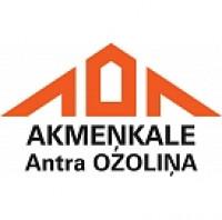 Akmeņkale Antra Ozoliņa Logo