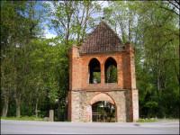 Čāpātāju kapsēta Logo