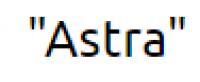 Astra apbedīšanas pakalpojumu birojs Логотип