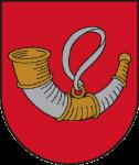 Auces novada bāiņtiesa Logo