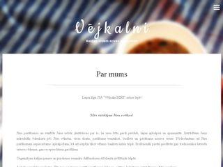 Pauze SIA Vējkalni Miki kafejnīca Galvenā