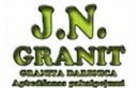 Granit J.N. IK Logo