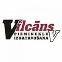 Vilcāns V pieminekļu darbnīca Logo