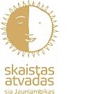 Skaistas atvadas, Jaunlambikas SIA Логотип