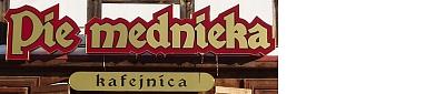 Pie Mednieka SIA kafejnīca Логотип
