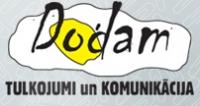 Dodam SIA Logo