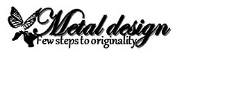 Metal Design SIA Logo