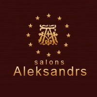 Aleksandrs restorāns Logo