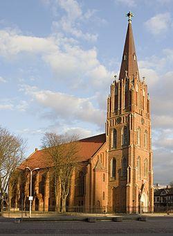 Liepājas Svētās Annas evaņģēliski luteriskā baznīca Логотип