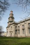 Liepājas Svētās Trīsvienības evaņģēliski luteriskā baznīca Логотип