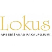 Lokus apbedīšanas birojs Logo