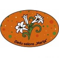 Marija ziedu salons logo