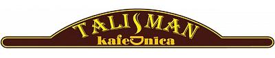 Talisman, kafejnīca Logo