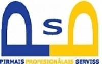 1. profesionālais serviss SIA Logo