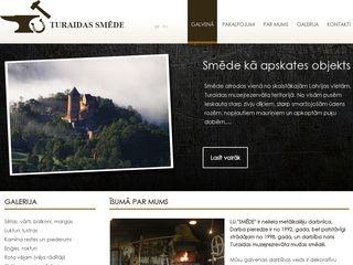 Turaidas smēde Homepage