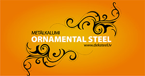 Ornamental Steel SIA