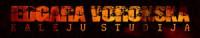 Edagara Voronska kalēju studija Logo