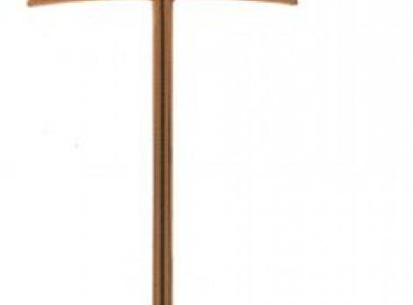 Bronzas krustiņš