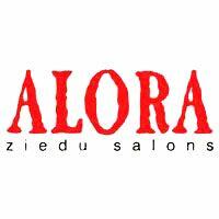 Alora SIA Alora I ziedu salons Logo