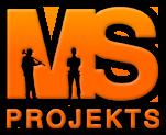 M.S.Projekts SIA Logo