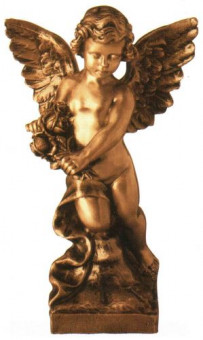 Bronzas eņģelisBronzas eņģelis