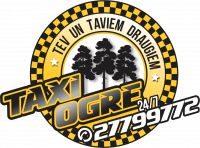 Taxi Ogre A+L SIA Логотип