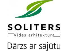 Soliters labiekārtošana, apzaļumošana Logo