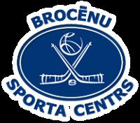 Brocēnu Ledus halle Logo