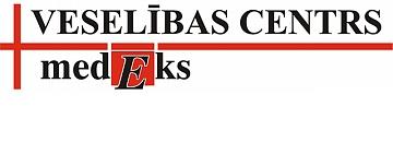 MedEks SIA Логотип