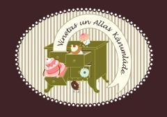 Vinetas un Allas Kārumlāde SIA Логотип