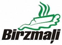Birzmaļi kafejnīca Logo