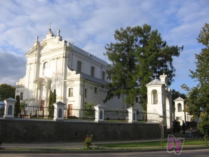 Krāslavas Sv.Ludvika draudze Fotogalerija