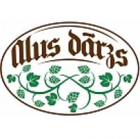 Alus dārzs kafejnīca Logo