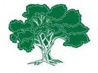 Pakāpiens galdniecība Logo