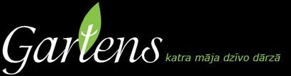Gartens labiekārtošana Logo