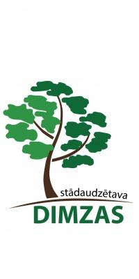 Dimzas stādaudzētava Logo