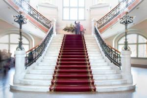 Latvijas Nacionālā mākslas muzeja centrālo kāpņu atjaunošana